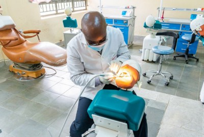The Only Accredited Dental Program in Uganda
