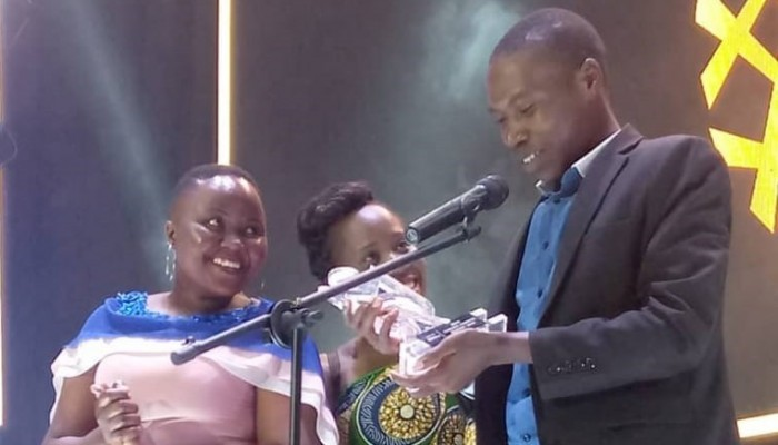 2019 Media Challenge Awards - Noah Omuya puts KIU in the picture again!
