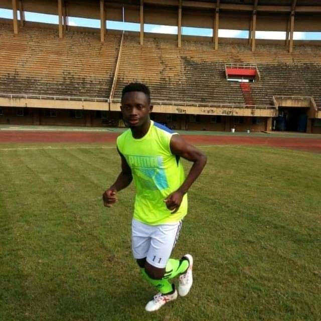 Alumni Voices: Musoki Beckham is Keeping His Uganda Premier League Dream Alive Despite Pandemic