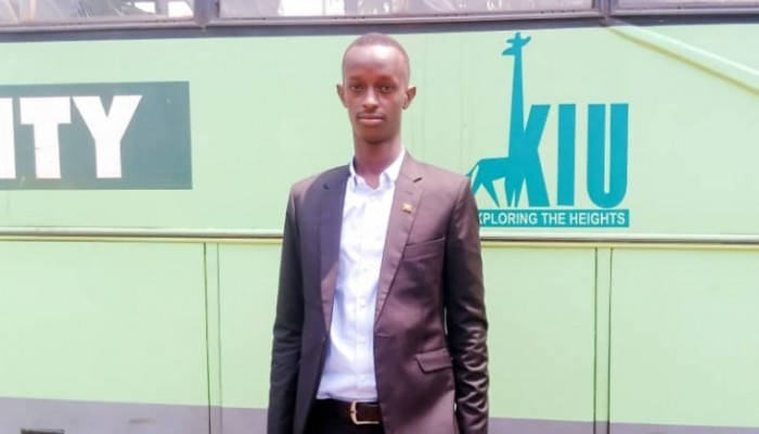 Be humble - KIU Guild Union President to Junior Leaders