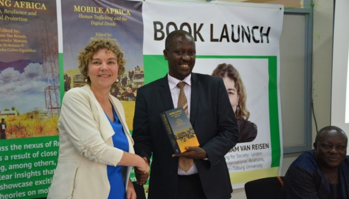 Book Launch: Mobile Africa - Roaming Africa Edited By Prof. Dr. Mirjam Van Reisen et'al
