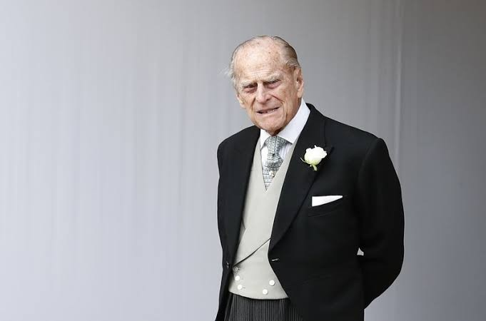 Breaking News: Prince Philip Dies at 99