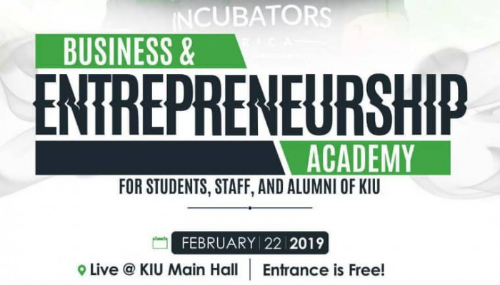 Business And Entrepreneurship Academy