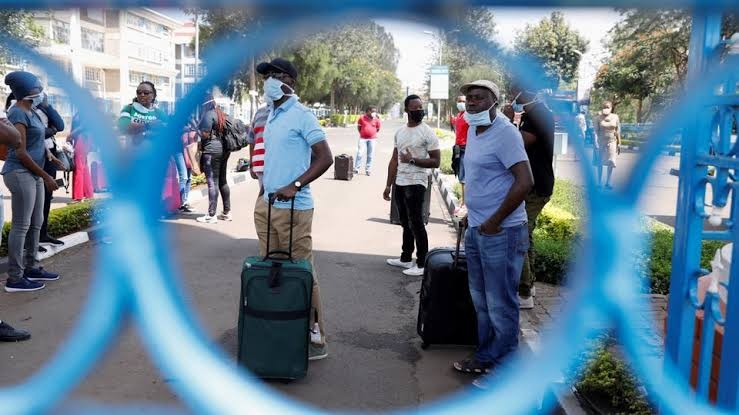 COVID-19 Updates: 1,500 Ugandans Stranded Abroad as Government Halts Their Return, Again