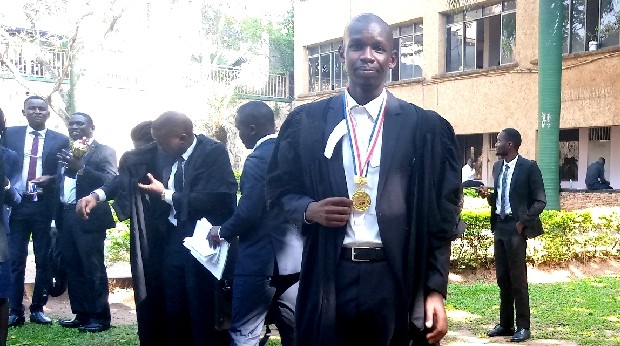 Explorer of the Day: Kennedy Kushaba Hopes to Become a Great Lawyer