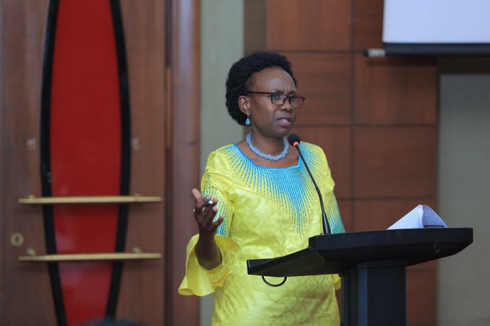Health Minister Jane Ruth Aceng Sworn in as Lira City MP