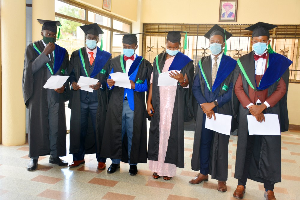 Issuing Academic Documents to Graduates of the 23rd Graduation (May 6th - May 14th, 2021)