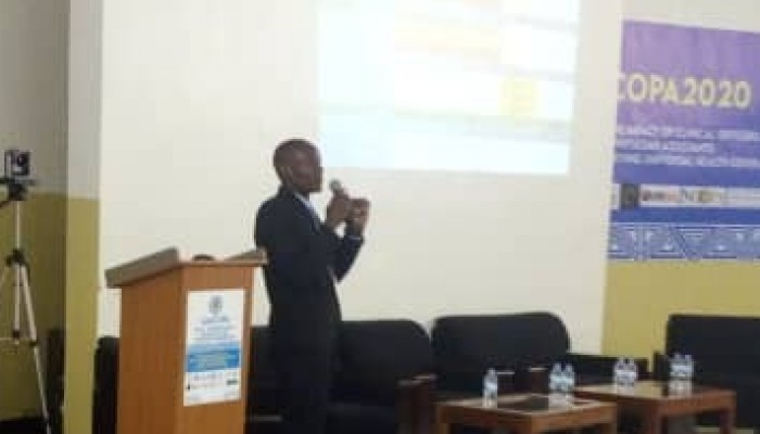 KIU's Alex Kachwano Shines at Global Physicians' Conference