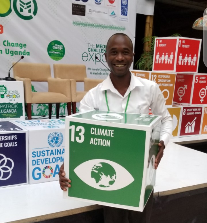 KIU Alumni Voices: Sadrach Nirere In Spotlight of Global Climate Activism