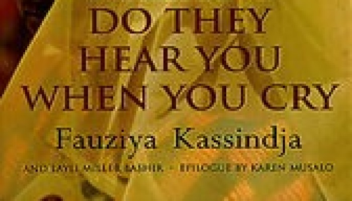 KIU Book Club: Do They Hear You When You Cry by Fauziya Kassindja