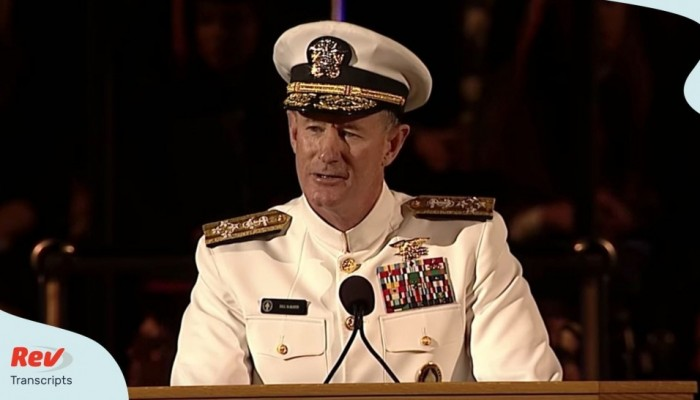KIU Book Club: Make Your Bed by Admiral William McRaven