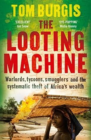 KIU BOOK CLUB: The Looting Machine by Tom Burgis