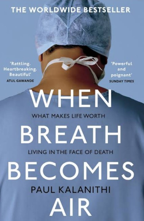KIU Book Club: When Breath Becomes Air by Paul Kalanithi