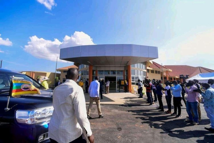 KIU Business Desk: Moroto Receives Good News in Form of new Hotel Africana Branch