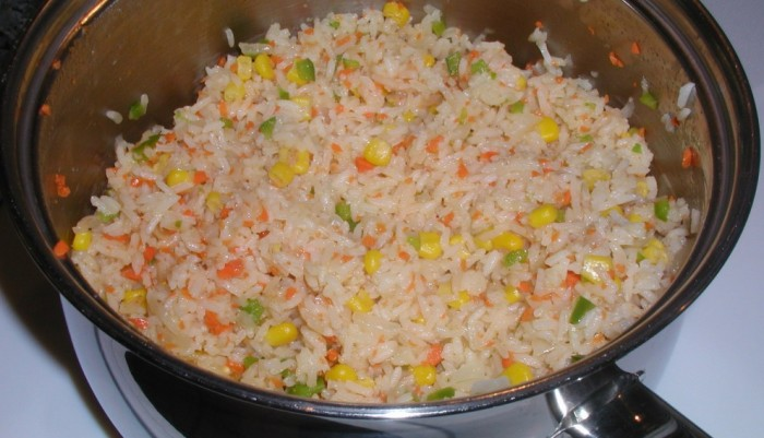 KIU Cuisine: Tanzanian Vegetable Rice is Easy-to-Make and Delicious; Try it out This Weekend