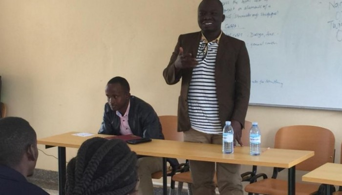 KIU Engineering Students Urged to Live Sexually Responsible Lives