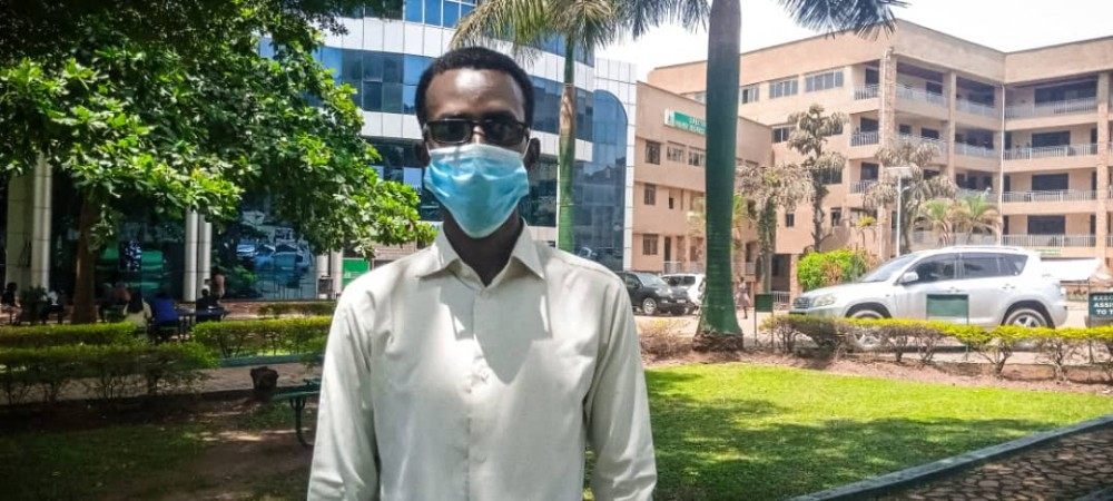 KIU Explorer of the Day: How Muhammed Ali, a Student of Environmental Management, is Living Amidst COVID-19