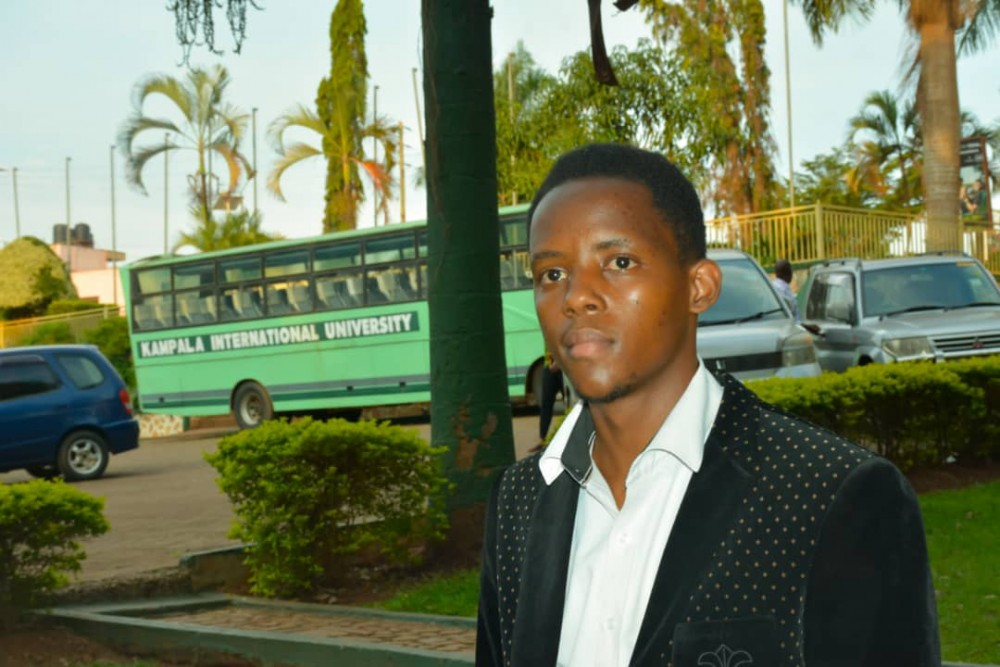 KIU Explorer of the Day: Karuhanga eyes KIU Guild Presidency after Being Cleared for Law School MP Seat