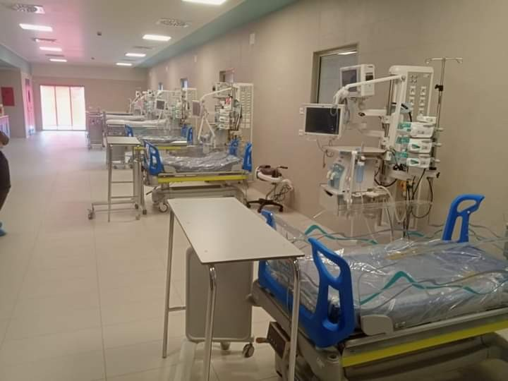 KIU General News: Entebbe Grade B Hospital set for Paediatric Surgeries