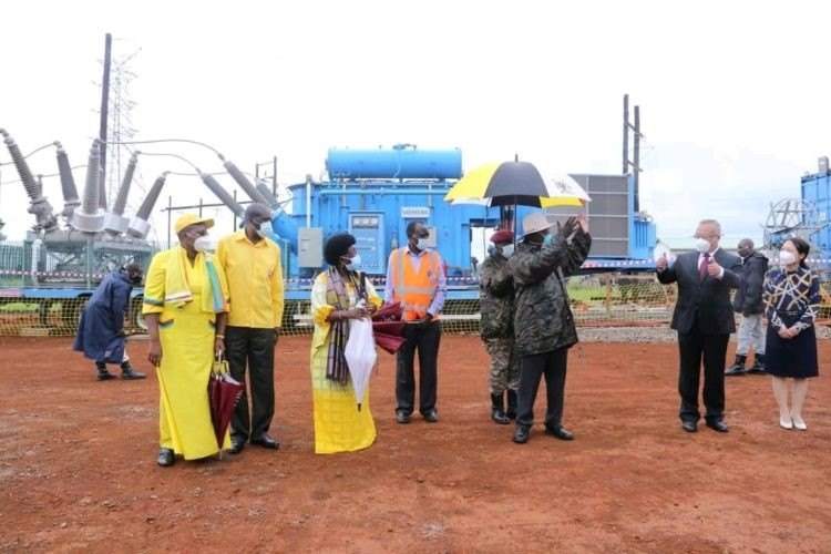 kiu-general-news-president-museveni-opens-50-mega-watt-mobile-power-station-in-mbale-district