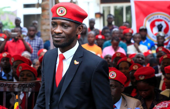 KIU General News: You Cannot Fight Evil With Evil- Bobi Wine Speaks to Supporters