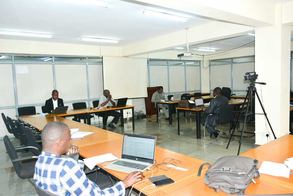 KIU Holds Strategic Meeting For The Execution of the CIRCLE ISP Fund Implementation