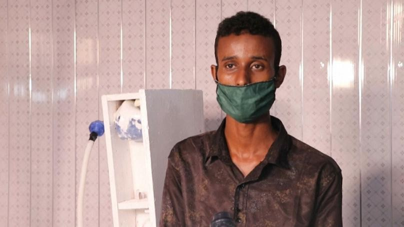 kiu-international-desk-mohamed-adawe-builds-prototype-ventilator-for-coronavirus-patients-in-somalia