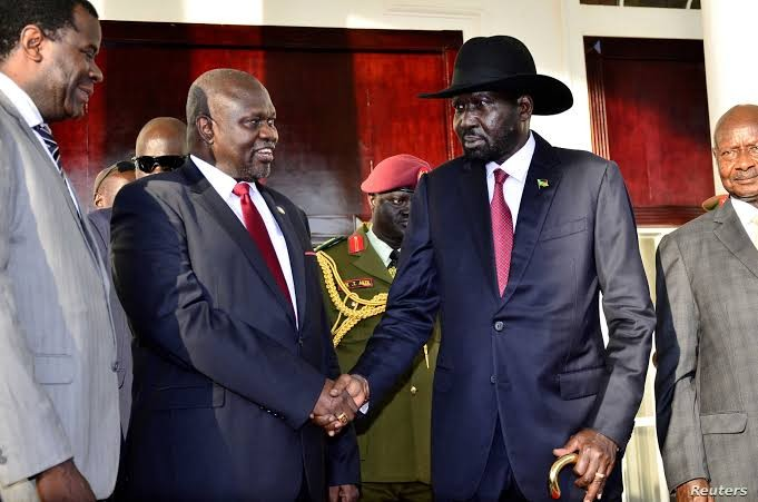 KIU International Desk: South Sudan's President Awarded a Global Peace Award
