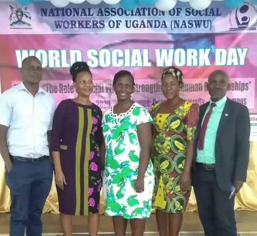 KIU Joins the World to Celebrate Social Work Day.
