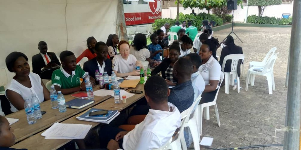 KIU Law Clinic Partners with PILAC for Successful Legal Outreach