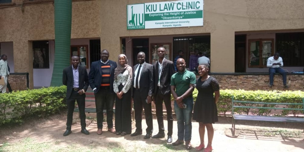 KIU Law Clinic Partners With Howard University