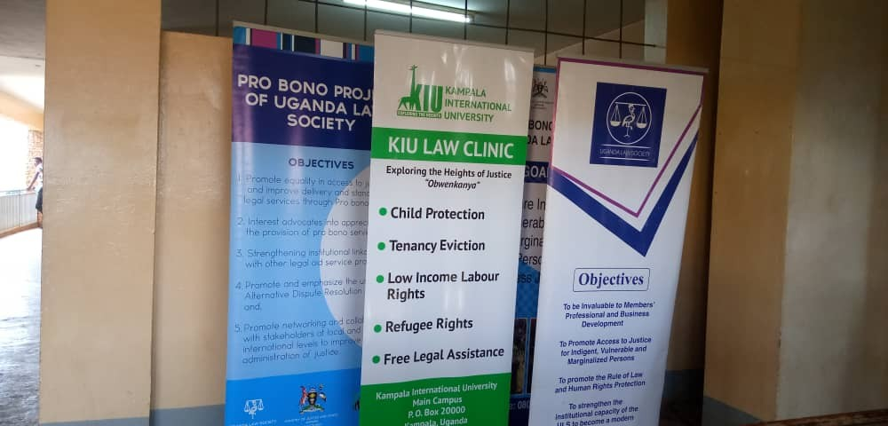 KIU Law Students Get Guidance on Pro Bono Services From the Uganda Law Society