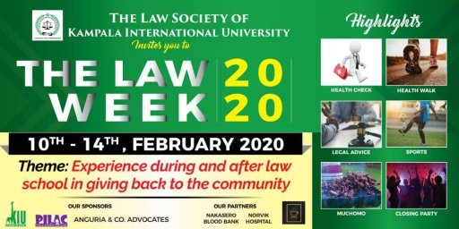 Kiu Law Week: A Smashing Success