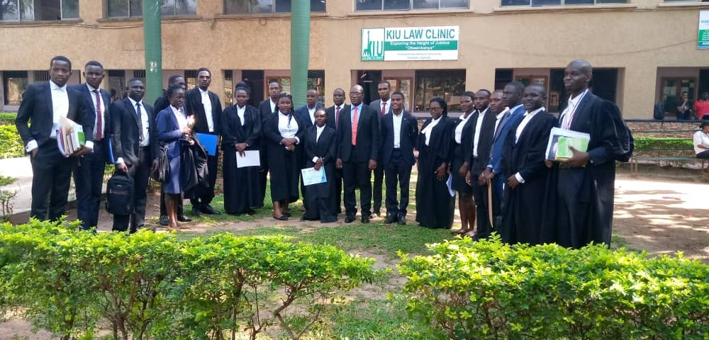 KIU Law Week (Day Four): KIU hosts a Moot with the Law Development Center