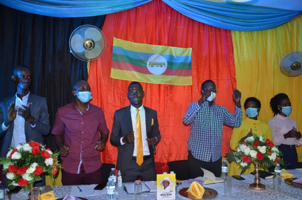 KIU NRM Chapter Executive Takes Oath, Promises Quality Service