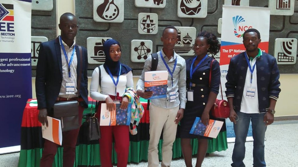 Kiu Seas Students Attend 5th National Conference On Communication