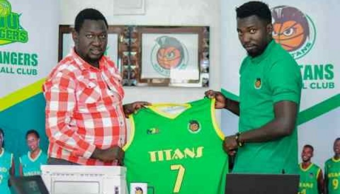 KIU Titan's Prodigal son Samuel Agutu Found Love in Basketball