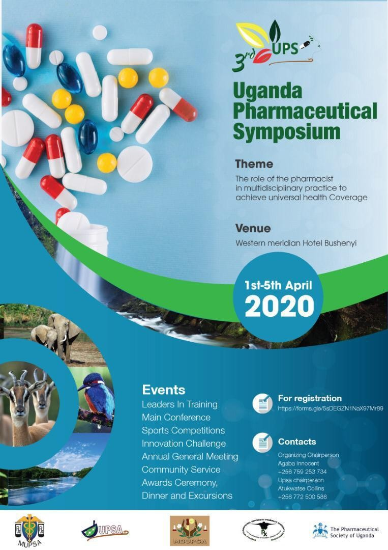 KIU Western Campus to host Uganda Pharmaceutical Symposium