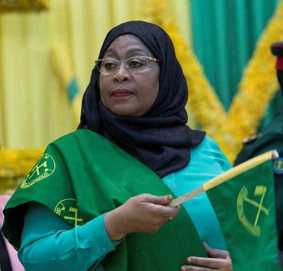 samia-suluhu-hassan-to-be-sworn-in-today-as-first-female-tanzanian-president