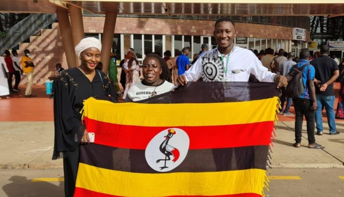 Sandra Balunga Arrives in Mali for Pharmaceutical Students Conference