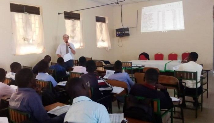 Renowned Pharmacists Engage KIU Students in an Insightful Three-Day Lecture