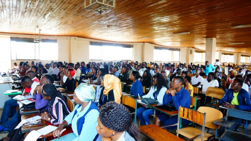 Shine Leadership International Conducts Skill Training Session at KIU