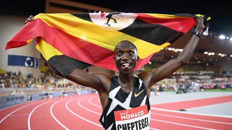 Uganda's Joshua Cheptegei Nominated for Laureus Awards