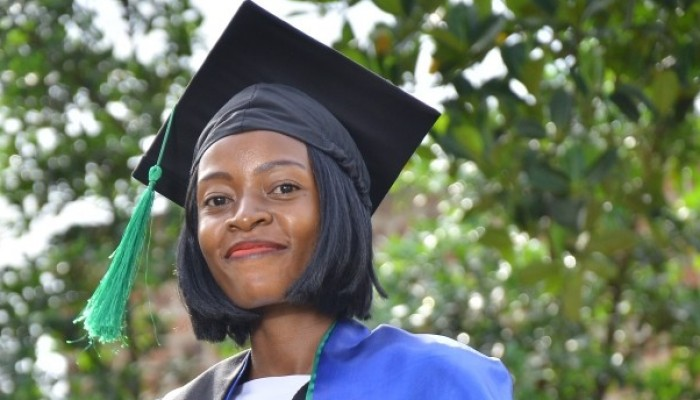 Women's Day: KIU Alumnus and Female Youth Leader Hasahya's Message